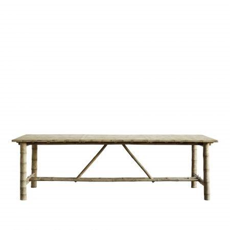 Tine K Bambus spisebord - Natur