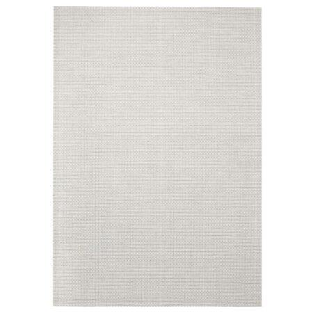 vidaXL tæppe sisallook indendørs/udendørs 160 x 230 cm grå